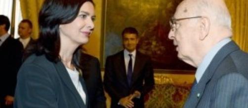 Indulto e amnistia, Boldrini e Napolitano