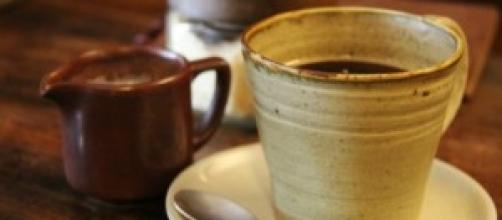 Una tazza di tè per iniziare bene la giornata
