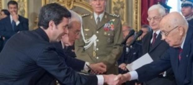 Amnistia e indulto, Orlando e Napolitano