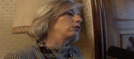 Stefania Giannini ex rettore della Stranieri