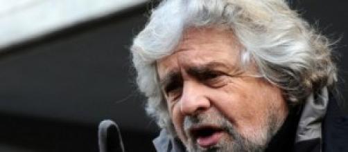 Beppe Grillo co-fondatore M5S