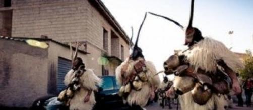 le maschere ottanesi protagoniste del carnevale