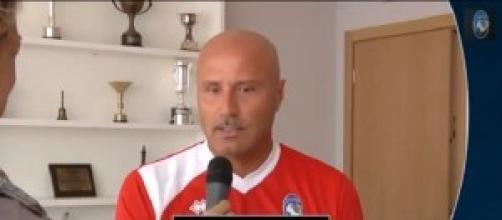 Stefano Colantuono, tecnico dell'Atalanta