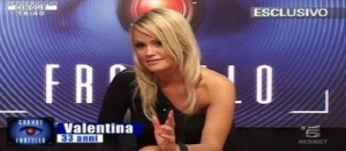 Valentina Acciardi la prima concorrente