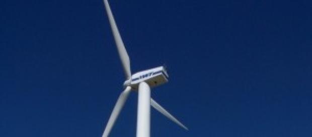 Una delle tante centrali eoliche europee
