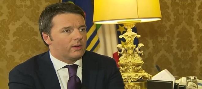 """<p><font face=""""Times New Roman, serif"""">Lalista dei 16 ministri, 9 viceministri e 44 sottosegretari che compongonoil governo guidato da Matteo Renzi.</font></p>"""