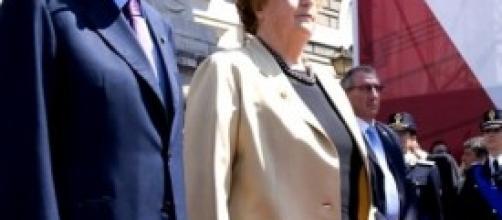 A. Cancellieri e G. Napolitano