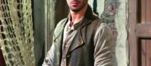 """Juan, uno dei protagonisti di """"Il Segreto"""""""