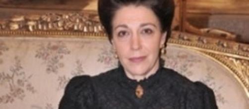 Il Segreto: Donna Francisca parla con Calvario