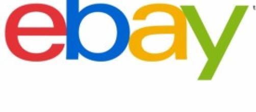 Logo ufficiale di eBay Inc