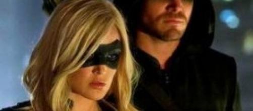 Oliver e Sara insieme nella lotta al crimine