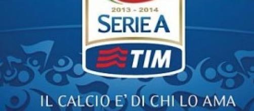 Logo Serie A, stagione 2013-2014