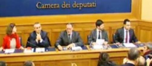 Giustizia, conferenza Pd alla Camera