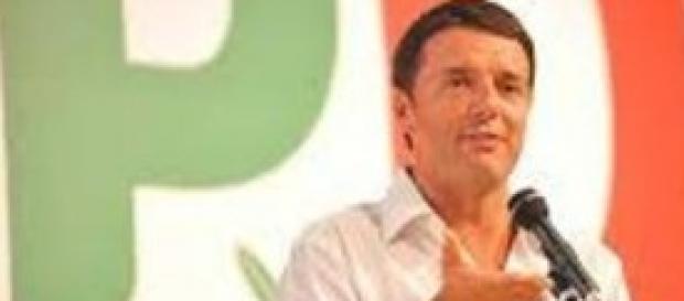 Renzi - Letta - Cuperlo: governo da decidere.