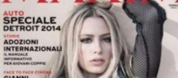 Martina Stella si spoglia su Maxim:foto senza veli