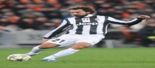 Andrea Pirlo torna a San Siro da avversario