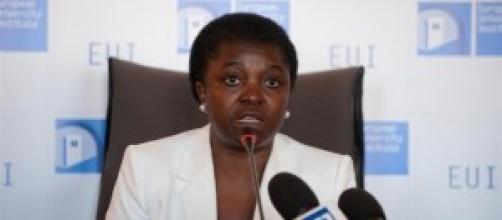 Cécile Kyenge rimborsi spese governo Letta