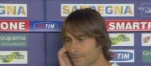 Daniele Conti in un'intervista