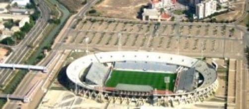 Stadio Sant'Elia di Cagliari