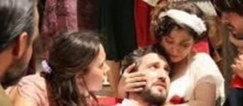 Tristan viene ucciso nel giorno delle sue nozze