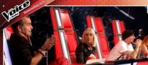 Concorrenti e coach scelti Audizione1-The Voice 2