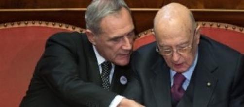 Ddl indulto amnistia Senato. Napolitano e Grasso
