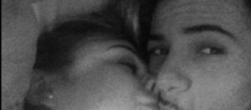Aldo pazzo di Alessia: Sei l'amore
