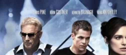 Iniziazione - Chris Pine e Kevin Costner