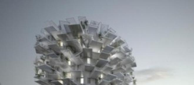 La struttura 'folle' che sorgerà a Montpellier