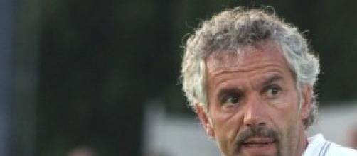 Donadoni, allenatore del Parma impegnato col Milan