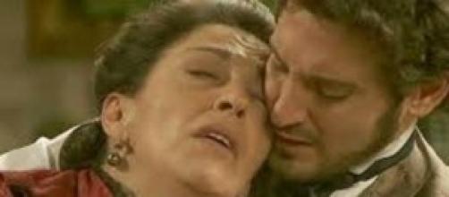 Il Segreto: donna Francisca rimane paralizzata