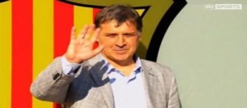 Liga, Barcellona - Osasuna: Gerardo Martino