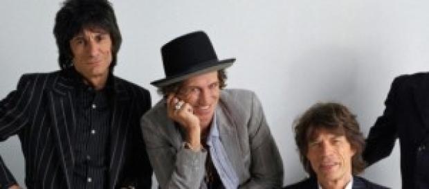 I mitici Rolling Stones, ancora in gran forma