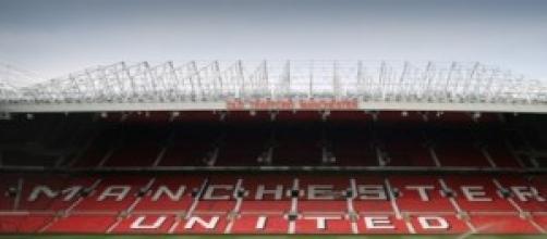 L'Old Trafford di Manchester