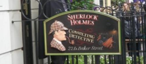 Sherlock Holmes era italiano?