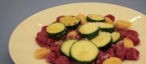 Gnocchi di pane e verdure, ricetta 'Detto fatto'