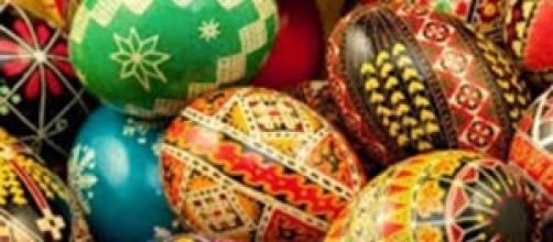 Uova di Pasqua, origini, numeri del Lotto