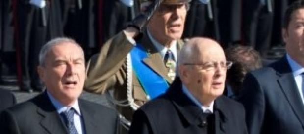 Indulto e amnistia: Renzi, Napolitano, Grasso