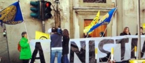 Amnistia e indulto, nuovi appelli e sit-in Firenze