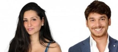 Francesca e Andrea: da Uomini e Donne al GF13