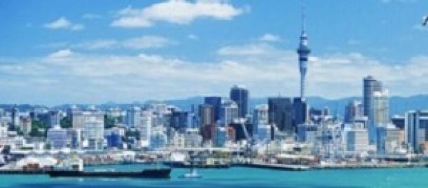 Auckand,capitale neozelandese in continua crescita