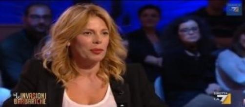 Alessia Marcuzzi pronta per la prima puntata