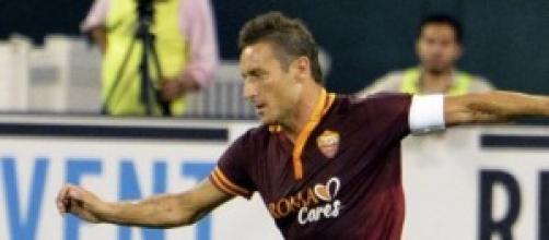 Anche Totti per il dopo Marino a sindaco di Roma.