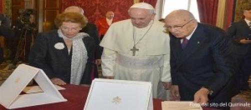 Papa Francesco presto su Facebook