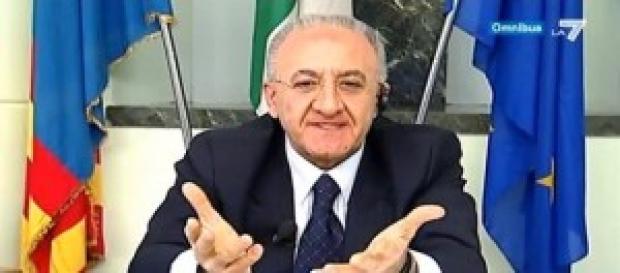 Vincenzo De Luca, Sindaco di Salerno