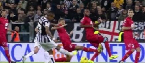 Serie A Tim 2013/14 Catania - Juventus
