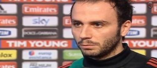 Giampaolo Pazzini attaccante del Milan