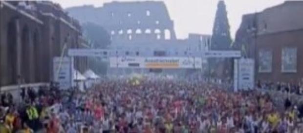 Maratona di Roma, le info