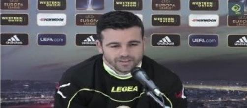 Antonio Di Natale capitano dell'Udinese