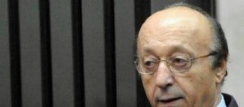 Luciano Moggi, ex dg della Juventus